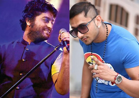 After Honey Singh, Arijit Singh the current Bollywood fad!