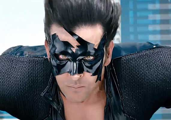 'Krrish 3' collects Rs. 27 crore worldwide on Day 1