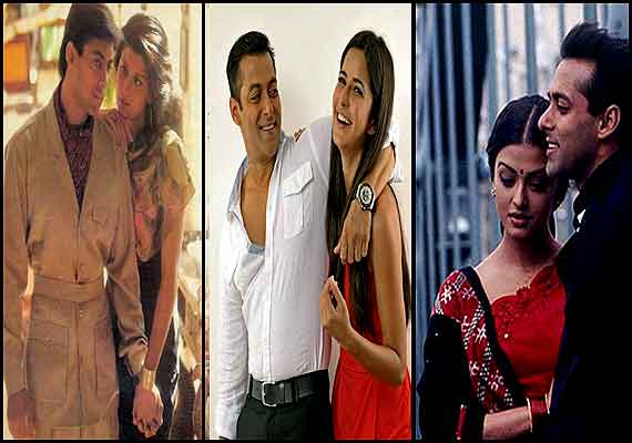 Salman Khan's birthday special: Leading ladies in Salman's life (see pics)