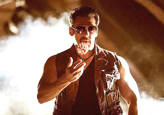 Salman Khan's Kick #JummeKiRaat crosses 2 million on ...