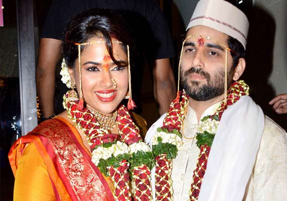 Sameera Reddy's wedding album (see pics)