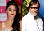 Alia finds her first student- Big B