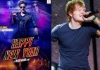 Shah Rukh Khan's next to have Ed Sheeran&#63