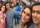 Kareena already thinks 'Bajrangi Bhaijaan' biggest hit: Salman