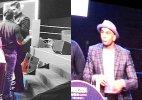 OMG! Ranveer Singh smooches Karan Johar in public