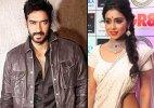 Ajay Devgn to romance Shriya Saran in 'Drishyam' remake