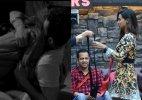 Bigg Boss 8 Halla Bol Day 11:  Karishma-Upen's kiss saga continues, Sana turns into champion (see pics)