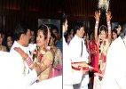 Karan Patel-Ankita Bhargava wedding: From sangeet to bidaai (watch videos)