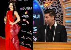 Jacqueline Fernandez mocked by Karan Johar for her dress (see pics)
