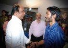 Rajinikanth is the god and I am nothing: Dhanush