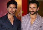 Here is what Saif Ali Khan said about Shahid Kapoor