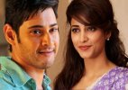 For Shruti Haasan, Mahesh Babu is one of the most handsome men ever!