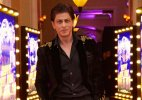 SRK shoots at London's Madame Tussauds for 'Fan'