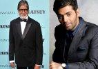 'Sholay' sees 40 years. Amitabh Bachchan tweets, Karan Johar speaks