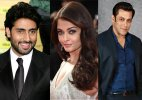 Did Abhishek Bachchan just mention Aishwarya Rai and Salman Khan&#63