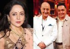B-Town wishes 'speedy recovery' to Hema Malini