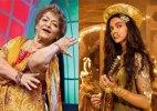 Saroj Khan impressed with Deepika Padukone's dance in 'Bajirao Mastani'