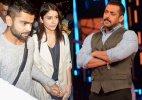 Ooppss! Is Salman Khan the reason behind Anushka Sharma and Virat Kohli's break-up&#63