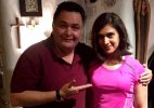 Rishi Kapoor fails to recognise his co-star! (see pics)