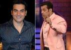 OMG! Arbaaz Khan makes fun of big brother Salman Khan (watch video)