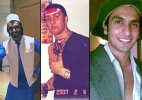 When Ranveer dressed up as Anil Kapoor, Amrish Puri and Govinda (see pics)