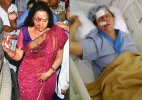 Hema Malini recovers in hospital after the fatal accident (see pics)