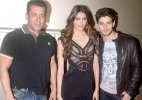 Salman reveals the reason behind launching Sooraj and Athiya