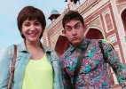 Aamir's PK to be the first Bollywood film to cross Rs. 300 crore at box office&#63 (see pics)