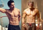 Shah Rukh Khan and Varun Dhawan to go shirtless in 'Dilwale' (see pics)