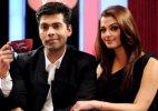 Karan Johar talks about working with Aishwarya