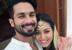 Shahid Kapoor marries Mira Rajput, only 40 guests at wedding
