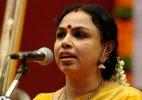 Carnatic singer Sudha Raghunathan gets Padma Bhushan
