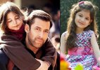 I cried, when Salman uncle was being beaten in the climax: Harshaali Malhotra