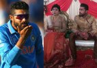 Caught & Bowled! 'Sir' Ravindra Jadeja gets engaged to Riva Solanki, calls her 'god gift'