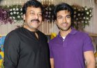 Chiranjeevi to do 15-minute cameo in son Ram Charan's next film