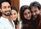 Jab They Met: Shahid & Mira bump into Saif & Kareena