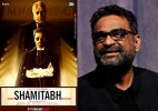 Shamitabh is 'an ode to the Bachchan baritone, the voice of India' says R Balki