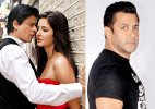 Ooppss! Katrina Kaif chooses Shah Rukh Khan over Salman Khan