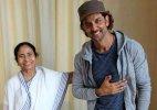 Hrithik meets Mamata, promises to attend Kolkata film fest