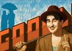 Google doodle celebrates Raj Kapoor's 90th birth anniversary
