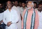 PM Narendra Modi wishes Rajinikanth on his 64th birthday