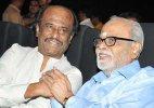 K. Balachander was like a father to Rajinikanth