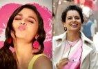 Alia Bhatt  loves Kangana Ranaut!