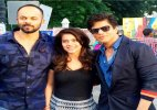 SRK shares photograph with Kajol from 'Dilwale' sets