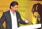 Shah Rukh meets Stanford University students in Mumbai