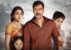 Drishyam movie review:  A promising thriller weakened by Ajay's wooden acting