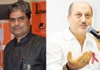 Anupam Kher on Vishal Bhardwaj: Dedicating award to #KashmiriPandits is a fraudish thing to do