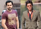 What&#63 Did Emraan Hashmi just try to teach Shah Rukh Khan 'how to romance'&#63