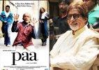 'Paa' completes five years: Amitabh Bachchan thanks R. Balki