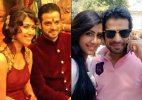 Karan Patel and fiancee Ankita Bhargava's cozy pics